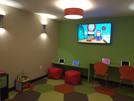 Office photo for Jackson Pediatric Dentistry