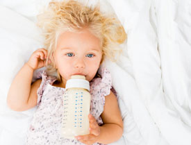 Baby Bottle Tooth Decay - Pediatric Dentist in Jackson, New Jersey