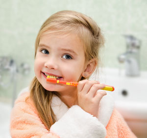 Brushing Teeth - Pediatric Dentist in Jackson, New Jersey
